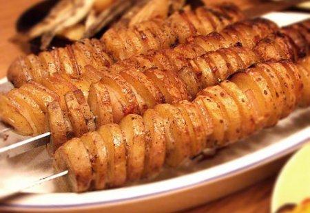 Картошка-кебаб