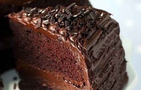 торт чёрный принц с вареньем рецепт