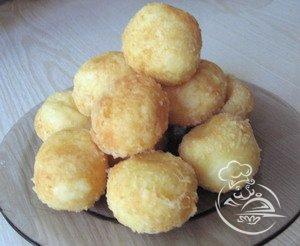 Сырные шарики рецепт