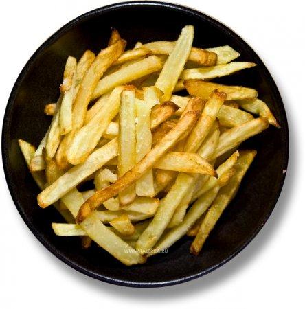 Картофель фри (Friet, French fries)