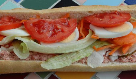 Сэндвич Banh Mi