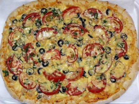 Пицца «Замечательная» - рецепт з фото