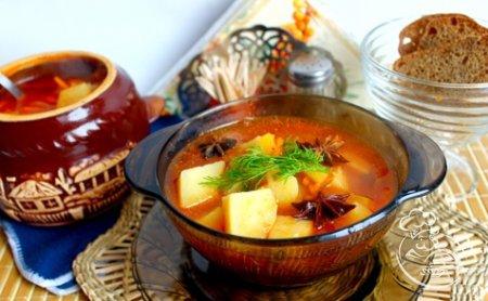 Тушеные овощи рецепт