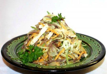 Рецепт салата клязьма фото