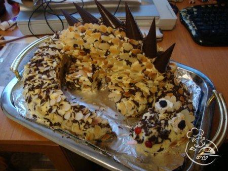 Торт дракон фото рецепт