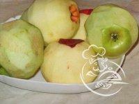 Джем яблочный