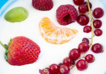 Натуральные йогурты в питании беременных
