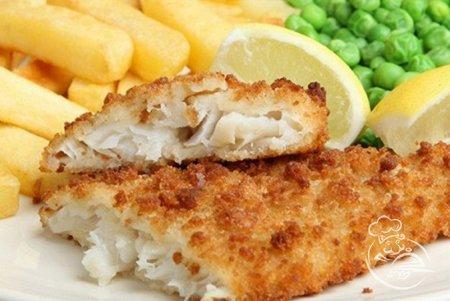Картофельные пирожки с рыбой