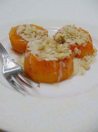 Сладкий десерт из картофеля
