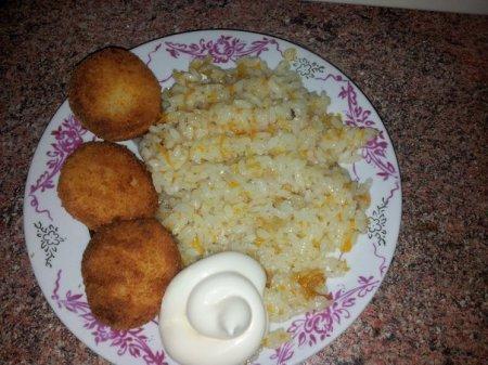 Рис в сковороде за 30 минут!