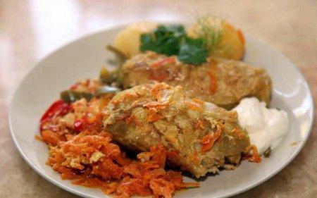 Голубцы с мясом. 3 простых рецепта