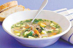 Куриный суп для сердца