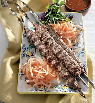 Шашлык по-узбекски