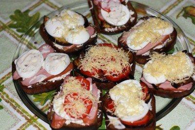Бутерброды  рецепты с фото на Поварру 633 рецепта