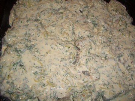 картошка печеная с мясом в духовке рецепт с фото