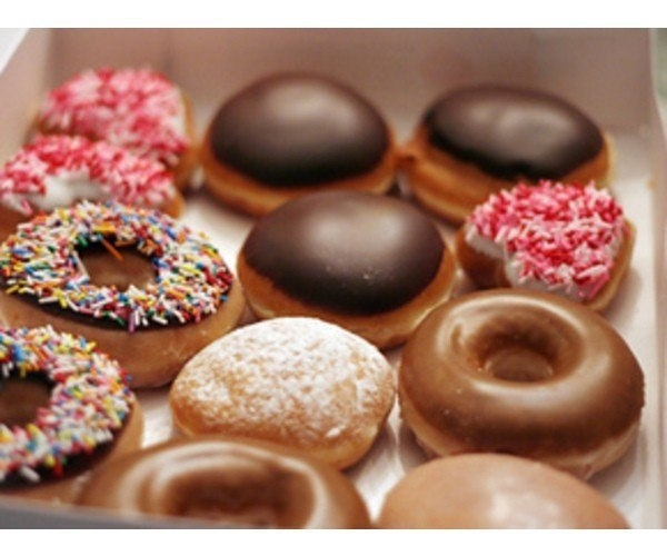 Донатс (Пончики в глазури)
