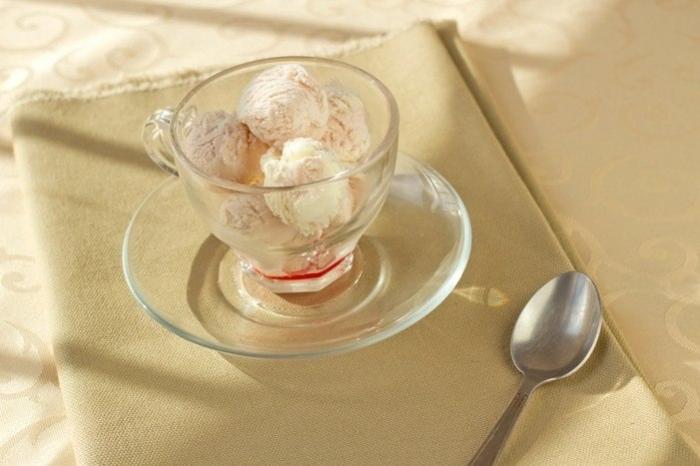 Ну очень простое мороженое!