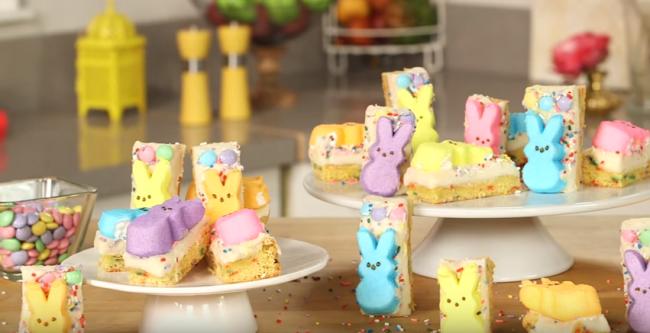 Цветное пасхальное печенье (ВИДЕО)