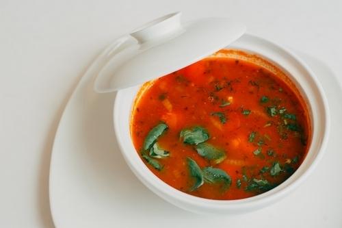 Рецепты супов-пюре и крем-супов с фото: суп-пюре из курицы ...