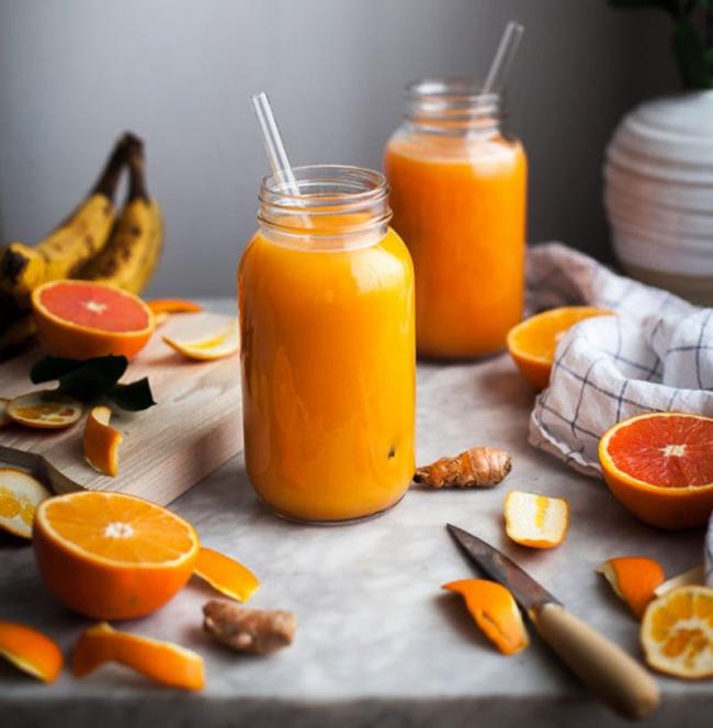 Смузи «Оранжевый витамин»