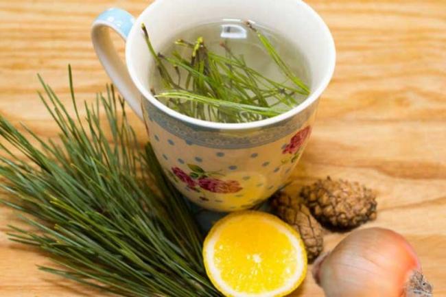 Чай для пользы сосудов