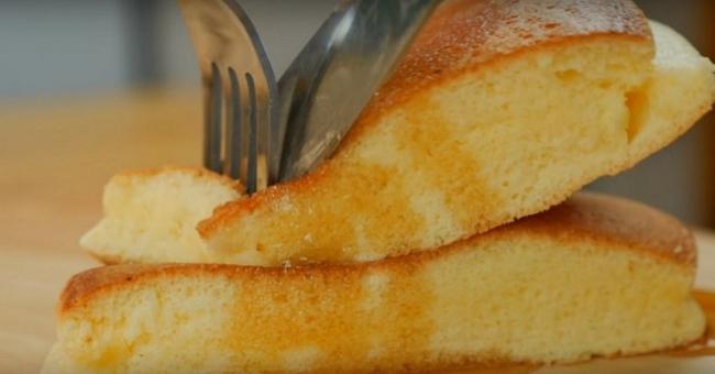 Самые пышные оладьи без дрожжей — золотой рецепт!
