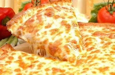Cырная пицца
