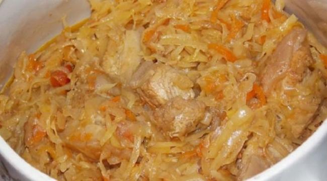 Польский бигос из свежей капусты. Настоящая вкуснятина