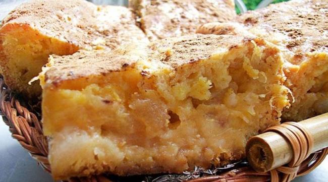 Десерт с яблоками, которое нежнее и вкуснее любой шарлотки