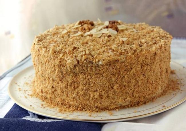 Торт в микроволновке вкусно и быстро