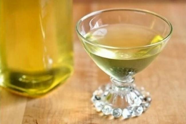 Молочный ликер с лимоном