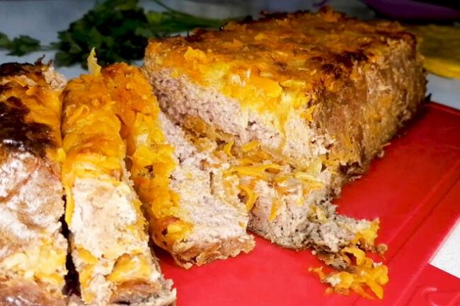 Куриная печень по-царски с луком и морковью