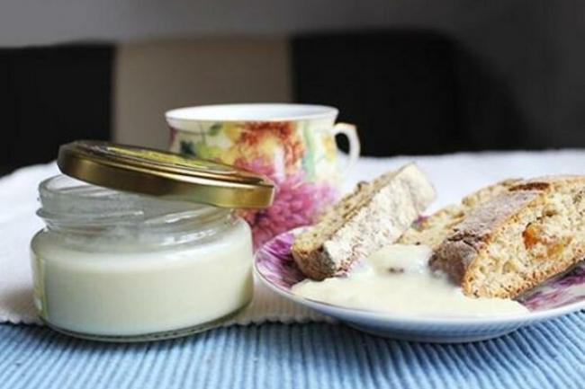 Белая шоколадная паста со сгущенкой